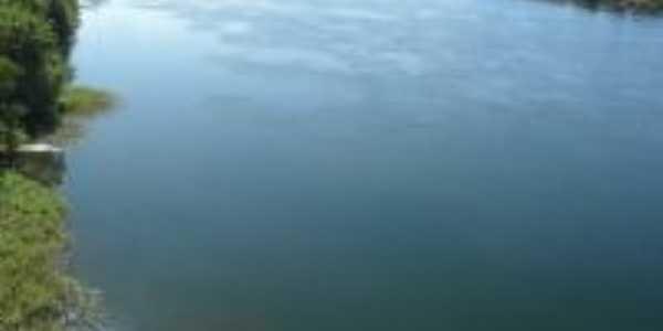 rio paranã , Por AMANDA